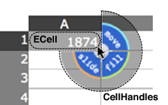 [Current Editable Cell, Known as the ECell]